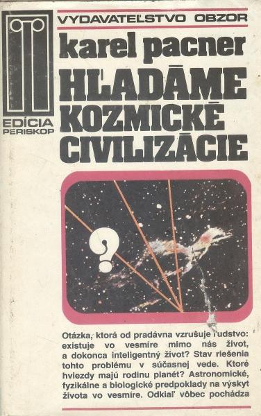 bb909ab6132d Karel Pacner  Hľadáme kozmické civilizácie