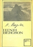 Henri Bergson: Filozofické eseje