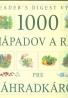 Kol.1000 nápadov a rád pre záhradkárov