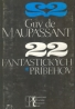 Guy de Maupassant: 22 fantastických príbehov