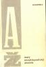 Malý encyklopedický slovník A-Ž