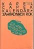 Karel Čapek: Kalendár, Záhradnikov rok