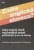 Aleš Klégr a kolektív- Znáte anglické slovesá?