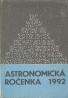 Eduard Pittich: Astronomická ročenka 1992