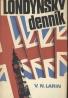 V.N. Larin: Londýnsky denník