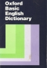 Kolektív autorov: Oxford basic English dictionary