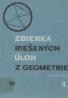 Kolektív autorov: Zbierka riešených úloh z geometrie II