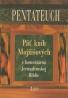 Kolektív autorov: Pentateuch- Päť kníh Mojžišových