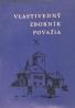 Kolektív autorov: Vlastivedný zborník Považia