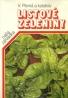 V. Pevná a kolektív autorov : Listové zeleniny