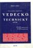 Aliberto Caforio: Slovensko,Anglický- Vedecko-Technický slovník