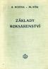 A. Kozina - M. Píša : Základy koksárenství