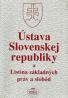 Kolektív autorov: Ústava Slovenskej republiky a listina základných práv a slobôd
