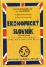 Kolektív autorov: Anglicko-Slovenský a Slovensko-Anglický Ekonomický slovník