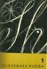 Kolektív autorov: Slovenská hudba 1962