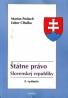 Kolektív autorov: Štátne právo Slovenskej republiky