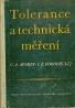G.A. Aparin, I.E. Goroděckij: Tolerance a technická měření