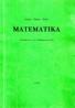 Kolektív autorov: Matematika