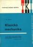 J.W. Leech: Klasická mechanika