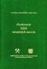 Kolektív autorov: Oceňovanie ložísk nerastných surovín