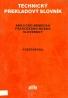 Kolektív autorov:Kybernetika - Technický prekladový slovník - Anglicko- Nemecko- Francúzsko-Rusko Slovenský