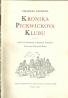 Charles Dickens-Kronika Pickwickova klubu