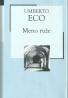 Umberto Eco-Meno ruže