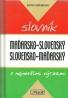 Chrenková Edita-Maďarsko-Slovenský Slovensko-Maďarský slovník