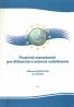 A.Suhányiová,J.Vravec-Finančný manažment pre dištančné a externé vzdelávanie