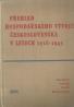 kolektív-Přehled hospodářského vývoje Československa 1918-1945