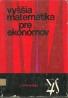 J.Štalmašek-Vyššia matematika pre ekonómov