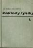 J.B.Slavík a kolektív-Základy fysiky I