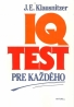 J.E.Klausnitzer-IQ test pre každého