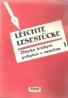 kolektív-Zbierka krátkych príbehov v Nemčine I-II