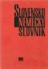 J.Siarsky-Slovensko-Nemecký slovník