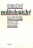 kolektív-Stručný politologický slovník