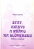 M.Čeplíková-Štát, cirkvi a právo na Slovensku