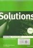 Tim Falla- Solutions - pracovný zošit