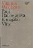 Virginia Woolfová-Pani Dallowayová, k majáku, vlny