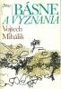 Vojtech Mihálik: Básne a vyznanie