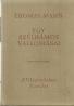 Thomas Mann- Egy Szélhámos Vallomásai