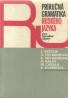 Kolektív autorov: Príručná gramatika ruského jazyka