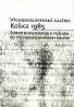 kolektív- Východoslovenská galéria Košice 1985 požiar