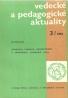 M.Stolina- Vedecké a pedagogické aktuality 3/1982