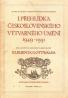 kolektív- 1.Přehlídka Československého výtvarného umění 1949-1951