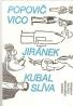 P.Vico, Jiránek, K.Slíva- Päť Spišských salónov kresleného humoru