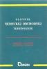 kolektív- Slovník Nemeckej obchodnej termonológie