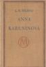 L.N.Tolstoj: Anna Kareninová I-III