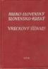 Kolektív autorov: Rusko-Slovenský a Slovensko-Ruský vreckový slovník