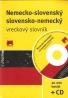 Kolektív: Nemecko-Slovenský, Slovensko-Nemecký vreckový slovník
